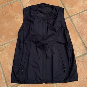 Lululemon Lightweight Zip Vest - NEVER WORN